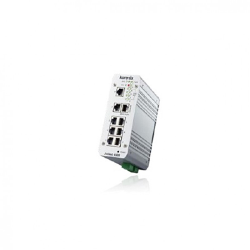 Beijer JetNet 4508i-w Managed ethernet switch