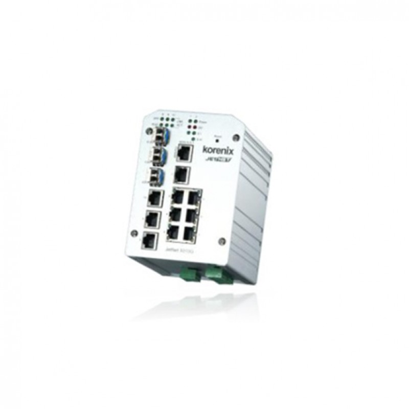 Beijer JetNet 4510 Managed ethernet switch