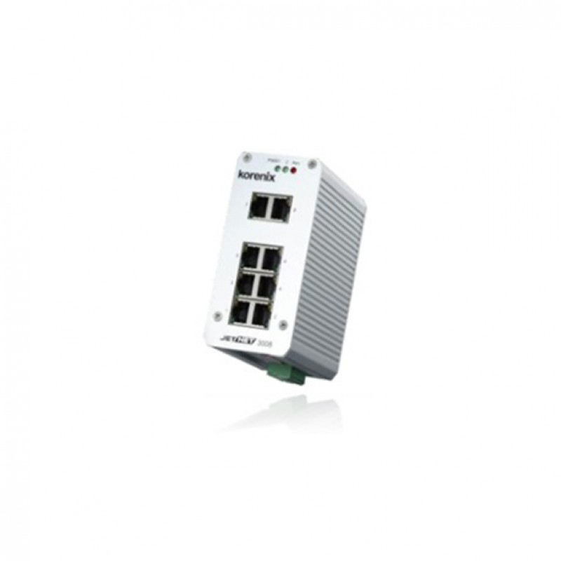 Beijer JetNet 3008 Unmanaged ethernet switch