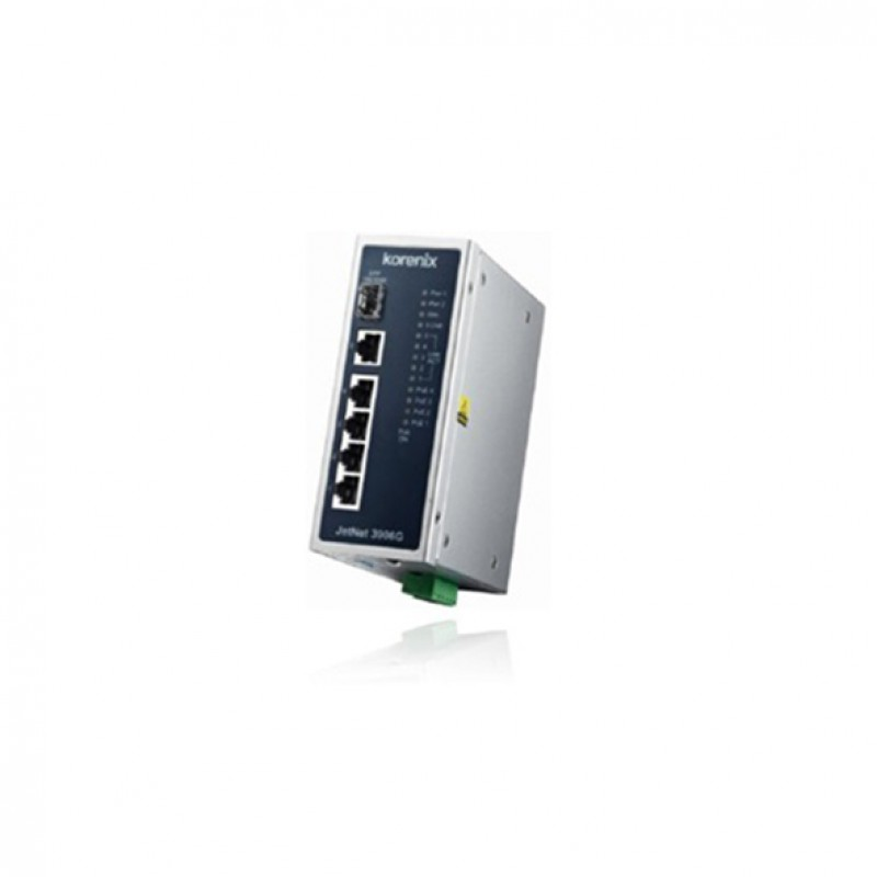 Beijer JetNet 3906G Unmanaged PoE switch