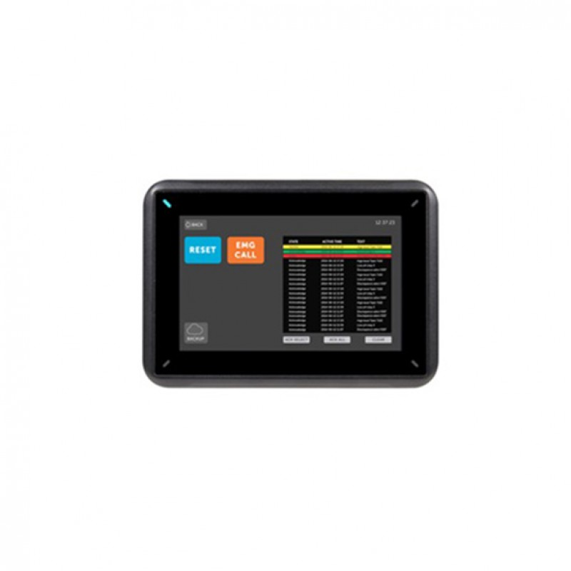 Beijer iX T7AM-CAN graphic touch marine HMI