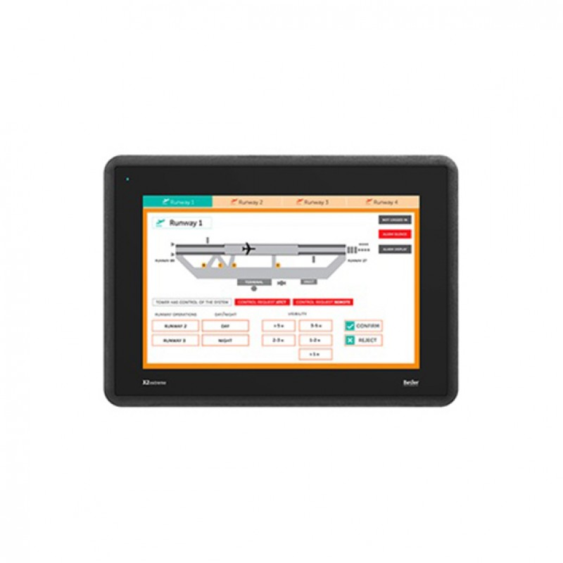 Beijer X2 extreme 12 HP SC Rugged HMI
