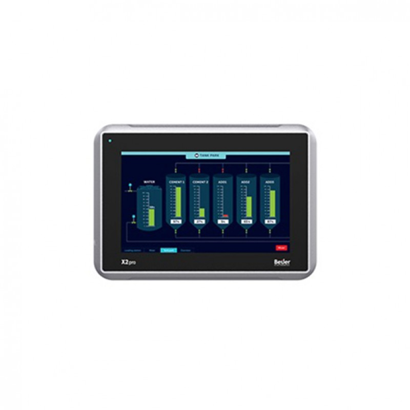 beijer X2 pro 7 with 2 Ethernet HMI