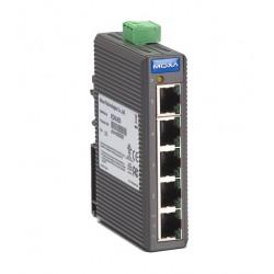 MOXA EDS-205 Unmanaged Ethernet Switches