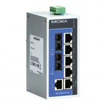 MOXA EDS-208A-MM-SC Unmanaged Ethernet Switches