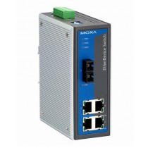 MOXA EDS-305-S-SC-80 Unmanaged Ethernet Switches