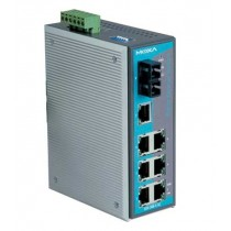 MOXA EDS-308-S-SC Unmanaged Ethernet Switches