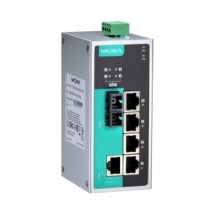 MOXA EDS-P206A-4PoE-M-SC-T Unmanaged Ethernet Switches